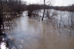 Záplava na Hrone jar 2005